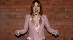 Angela Scanlon announced she's expecting. Picture: Instagram