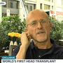 Professor Sergio Canavero speaking on Good Morning Britain last year.