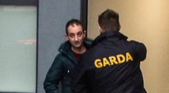 Keith Donoghue (37) Swift Grove, Clonshaugh, Dublin 17 charged with possession with intent for sale or supply.