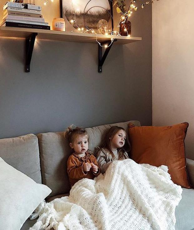 Eimear Varian Barry's daughters Saoirse and Harper. Picture: Eimear Varian Barry/Instagram