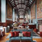 The Gallery at Adare Manor hotel.