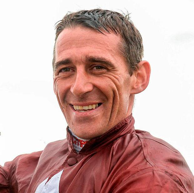 Davy Russell. Photo by Cody Glenn/Sportsfile