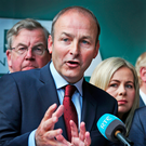 Fianna Fáil leader Micheál Martin