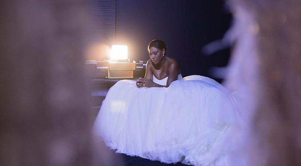 Real Weddings Instagram: Belle Of The Ball: See Inside Serena Williams' Star