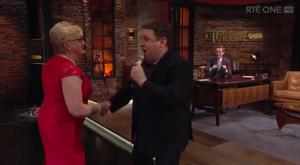 Peter Kay on the Late Late Show