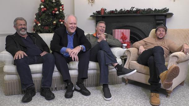 Mel Gibson, John Lithgow, Will Ferrell, Mark Wahlberg on TV3's Gogglebox Ireland Celebrity Special