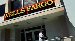 Wells Fargo has fired Franklin Codel, its head of consumer lending, over a conversation he had with a former employee in which he disparaged US regulators, a person familiar with the matter said. Photo: Getty Images