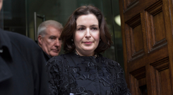 New chief executive of Bank of Ireland Francesca McDonagh presided over a 40pc cut in HSBC branches during her time there. Photo: Mark Condren