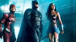 Justice League is an ungainly looking sludgefest of gloopy CGI and dull backdrops