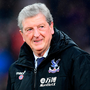 Roy Hodgson, Manager of Crystal Palace looks on. Photo: Getty Images
