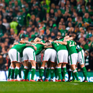 'There are a lot of imitations but there's only one World Cup. And we've lots of men in green but no team means as much to us.' Photo: Sportsfile
