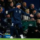 West Bromwich Albion manager Tony Pulis Photo: Reuters/Peter Cziborra
