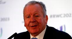 World Rugby chairman Bill Beaumont Photo: Reuters/Paul Childs