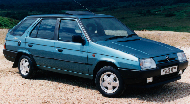 Firm Favorit: The simple car that turned around the fortunes of Czech manufacturer Skoda