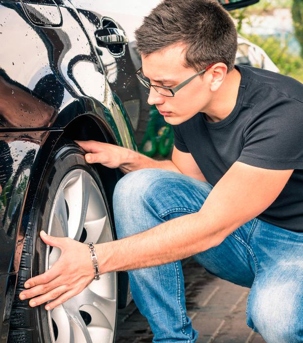 Cash call: Generally, don't replace tyres to get a sale