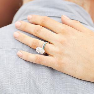 Blake Lively Wedding Ring.Gallery Our Favourite Celebrity Engagement Rings From The Subtle