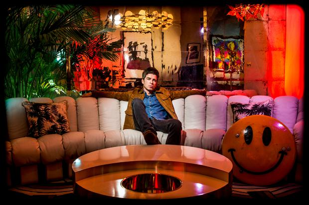 Noel Gallagher. PIC: Lawrence Watson