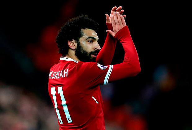 There is no doubt that while Salah has improved the quality of Klopp's side as an individual, his presence is gradually helping the midfielders behind him to perform better. Photo: Jan Kruger/Getty Images