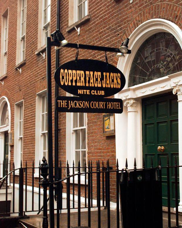 The club on Dublin's Harcourt Street remains hugely popular