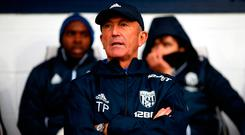 Tony Pulis has been axed as West Brom managar
