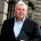 Michael Fitzmaurice wants firearms in bedrooms Picture: Tom Burke