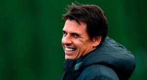 Chris Coleman left the Wales job to take the reins at Sunderland