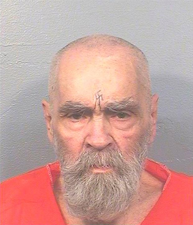 Charles Manson, the cult leader who sent followers known as the