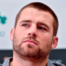 CJ Stander during an Ireland rugby press conference at Carton House in Maynooth, Kildare. Photo: Sportsfile