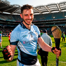 David Breen celebrating Na Piarsaigh's 2016 All-Ireland success at Croke Park. Photo: Sportsfile