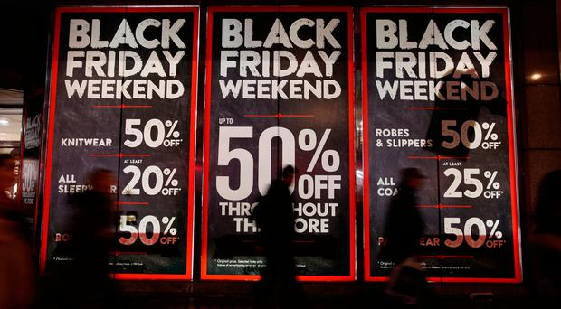'Know your rights' - Black Friday online shoppers warned