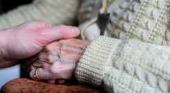 Having a person cared for in a residential home can cost between €50,000 and €80,000 in nursing home fees and associated medical care charges. Stock photo: Getty Images