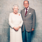 Britain's Queen Elizabeth II and the Duke of Edinburgh. Photo: PA