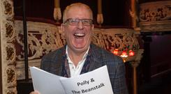 Rory Cowan pictured at the Olympia