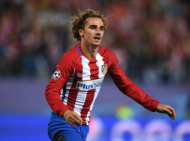 Antoine Griezmann will not be sold by Atletico Madrid next month