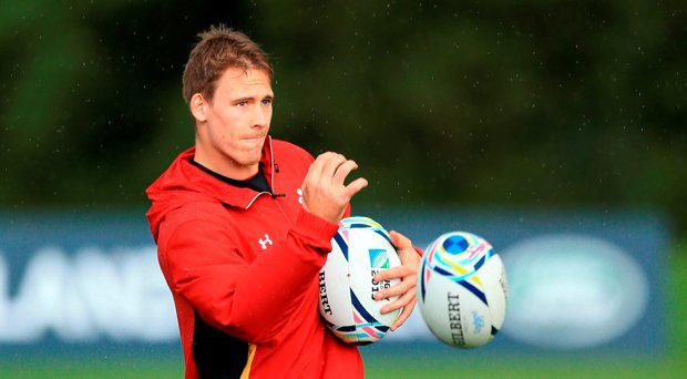 Wales's Liam Williams. Photo: PA