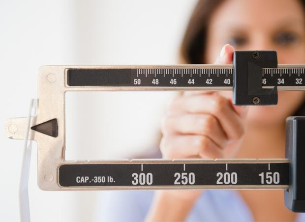 An investigation revealed that those with a BMI of 25 or above were more likely to be diagnosed with tumours two centimetres or larger. Stock Image: Getty Images