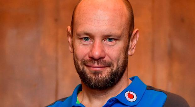 Ireland legend to join Crusaders as backs coach
