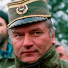 Former Bosnian Serb army commander Ratko Mladic. Photo: Getty Images