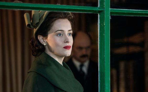 Claire Foy reprises her role as The Queen Credit: Stuart Hendry/Netflix