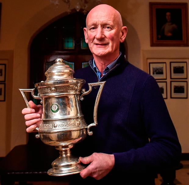 Brian Cody stated that it was management's responsibility to have the team prepared. Photo: Sportsfile
