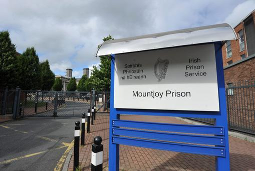 The Dochas Centre is located in Mountjoy Prison (stock image)