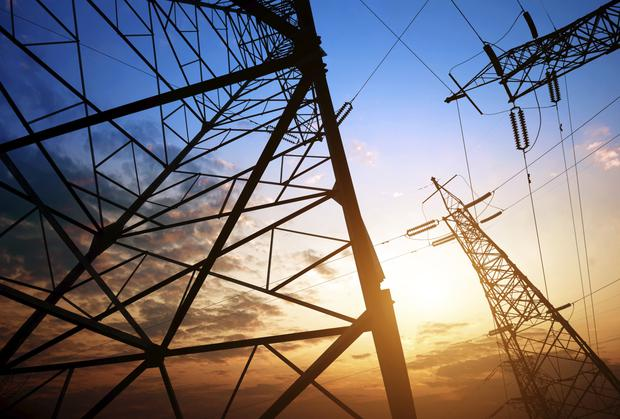 'The prediction of low prices until 2022 comes despite electricity providers including Electric Ireland, SSE Airtricity and Bord Gáis Energy having all recently announced price increases' (stock photo)