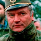 The then Bosnian Serb General in 1994. Photo: AFP/Getty