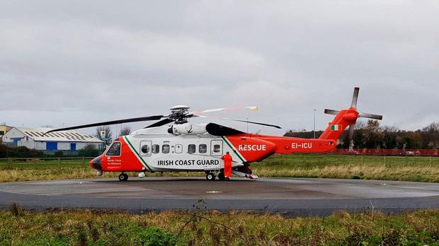 Rescue 115 (Stock photo)