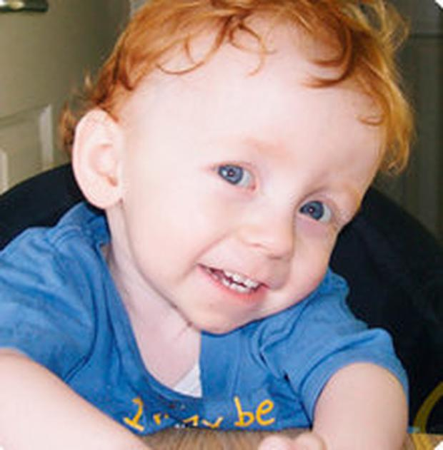 Liam Foley (6) passed away in 2013