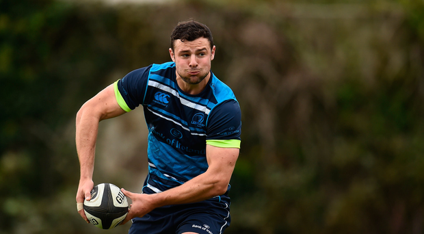 Ireland v Argentina: Byrne handed debut as injured Henshaw is ruled out