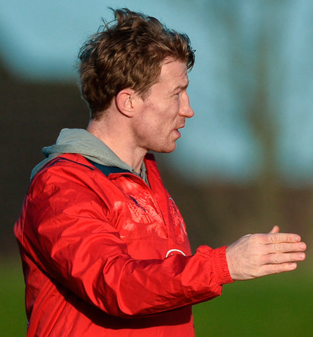 Munster coach Jerry Flannery. Photo: Sportsfile