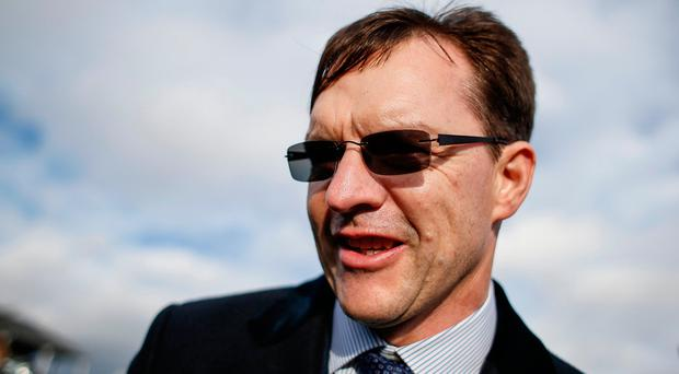 Trainer Aidan O'Brien. Photo: Getty Images