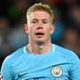 Manchester City's Kevin De Bruyne. Photo: Getty Images