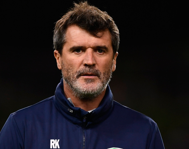 Republic of Ireland assistant manager Roy Keane. Photo: Sportsfile
